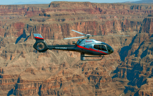 Grand Canyon Helicopter Tour:  45 minute
